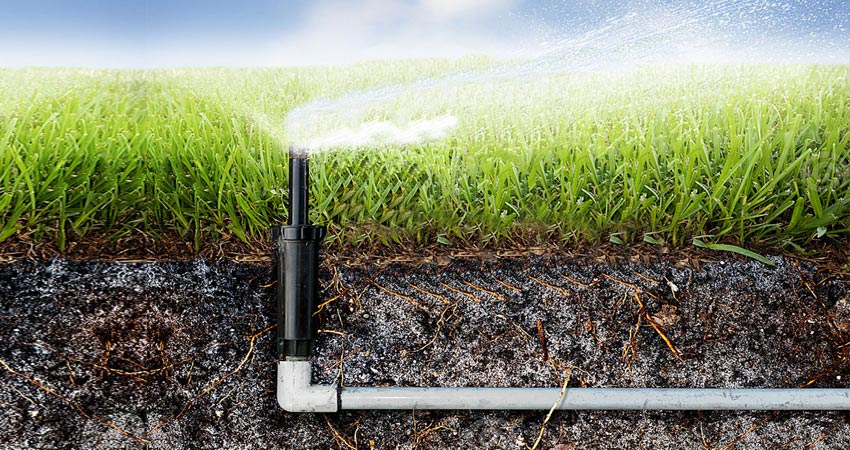 Automatizált kerti öntözőrendszerek Kertépítés Qgardens • Kertépítés • Főoldal kerti   nt  z  rendszerek
