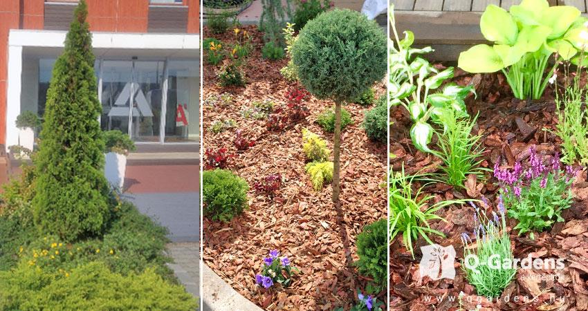 Ipari parkok zöld területeinek kialakítása - kerttervezés Ipari parkok zöldterületéneklétesítése, kezelése, - HIÁNY!! Ipari parkok, irodaházak zöldterülteinek kialakítása iparipark kertepites