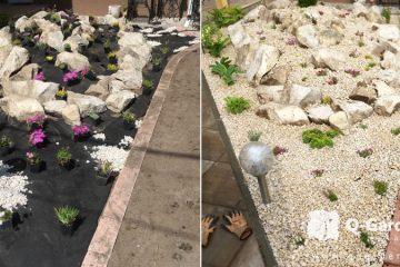 Kertépítés Qgardens • Kertépítés • Főoldal sziklakert